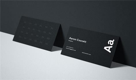 Cheap standard business cards printing in middlesex star print online basic info info specification requirements a business card reheart Gallery